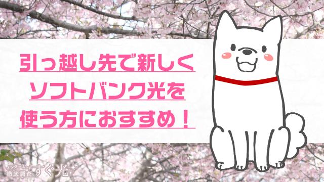 期間限定!ソフトバンク光の2019新生活応援キャンペーンの情報解禁!