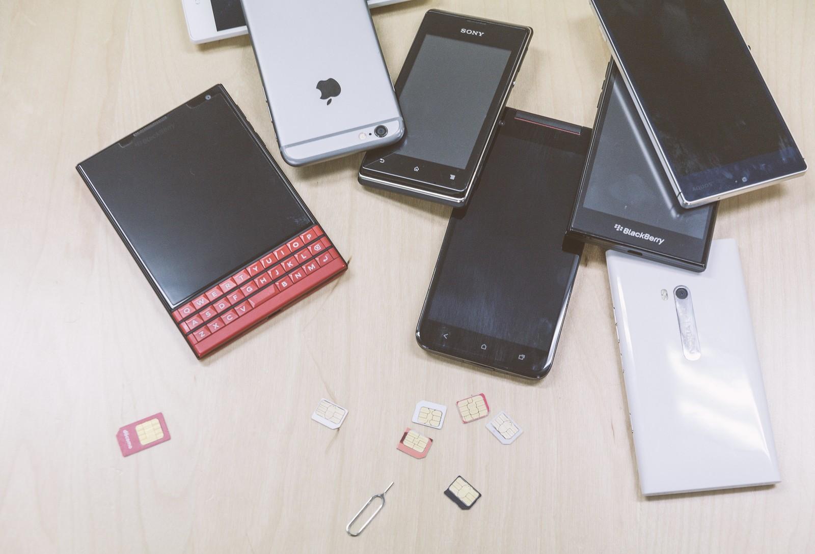 ビッグローブモバイルの格安SIMはiPhoneも利用可能で便利!