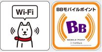 WiFiスポット画像
